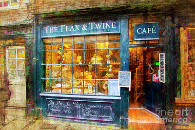Photograph - The Flax And Twine by Stuart Row