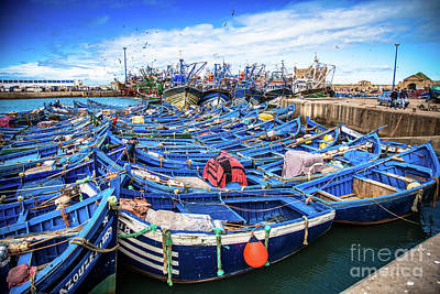 Photograph - The Fleets Both Small And Large by Rene Triay Photography