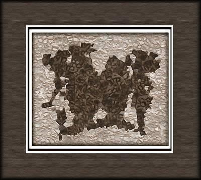 The Flintstones Rocks Art Print