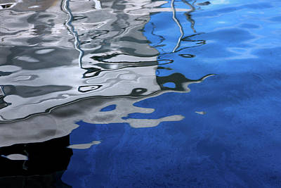 Photograph - The Floating World by Angela King-Jones