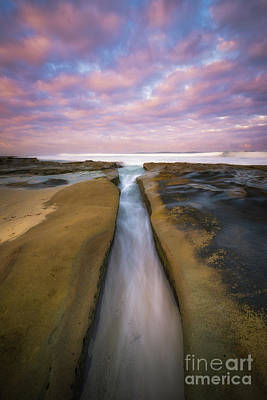Photograph - The Flow  by Michael Ver Sprill