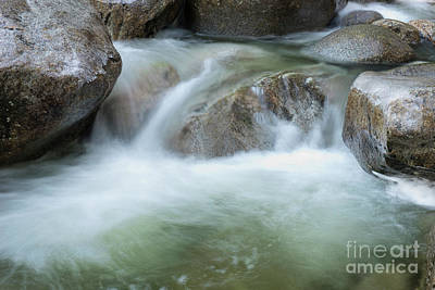 Photograph - the Flow by Rod Wiens