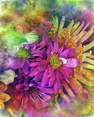 The Flower Basket Art Print