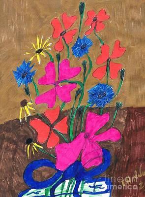 The Flower Bouquet Original