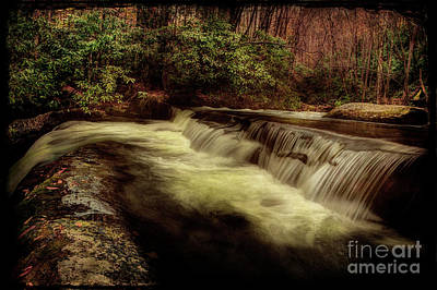 Photograph - The Flows Healing Touch by Michael Eingle