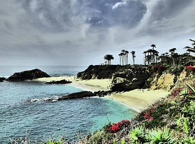 The Fog Has Lifted Laguna Beach Original