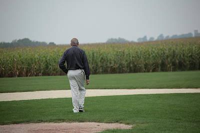 Photograph - The Folks - Iowa Cornfield by Frank Romeo