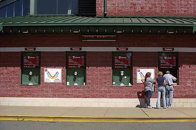 Photograph - The Folks - Minor League Baseball 5 by Frank Romeo