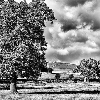 Landscapestyles Photograph - Old John Bradgate Park by John Edwards