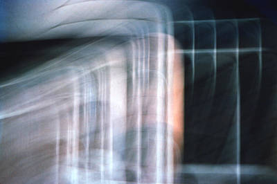 Abstract Expressionist Photograph - The Force Of An Idea by Steven Huszar