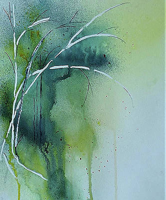 Painting - The Forest by Gloria Dietz-Kiebron