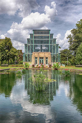 Photograph - The Forest Park Jewel Box by Susan Rissi Tregoning