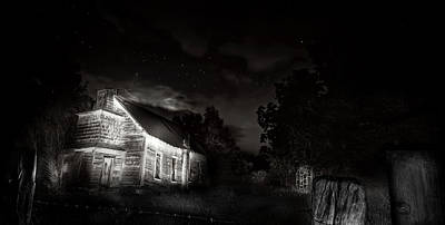 Photograph - The Forgotten by Mark Andrew Thomas