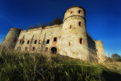 Photograph - The Fortress - La Fortezza by Enrico Pelos