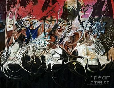 Photograph - The Four Horsemen by Kathie Chicoine