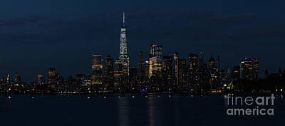 Photograph - The Freedom Tower by Nicki McManus