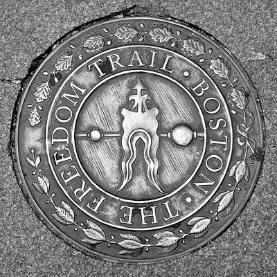Photograph - The Freedom Trail by Corinne Rhode