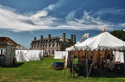 Photograph - The French Castle 6746 by Guy Whiteley