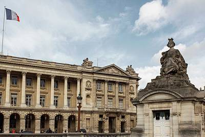 Photograph - The French Naval Ministry by Hany J