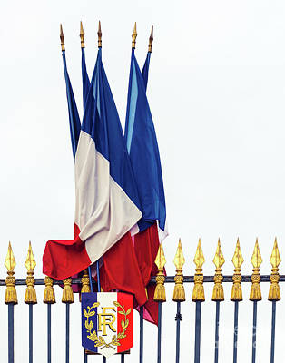 The French Republic Art Print