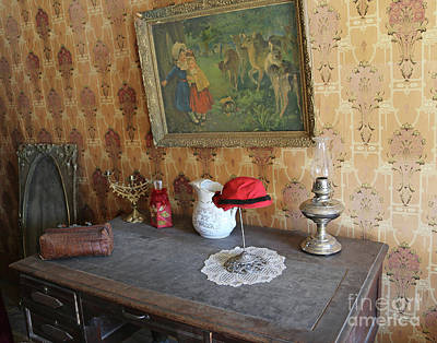 Photograph - The Front Hall by Marty Fancy