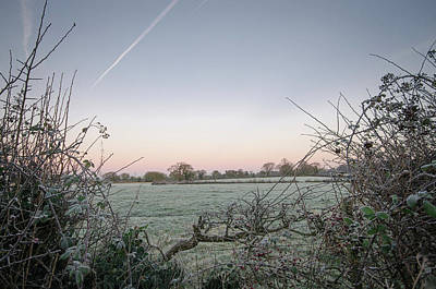 Photograph - The Frosty Morning You Have Been Waiting For by Spikey Mouse Photography