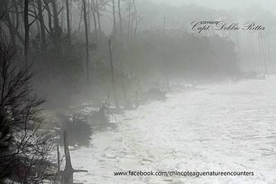 Photograph - The Frozen Channel by Captain Debbie Ritter