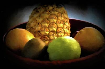 Photograph - The Fruit 1 by Kristalin Davis