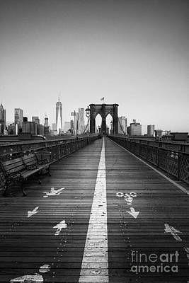 More Nyc Photograph - The Future Is Here by John Farnan