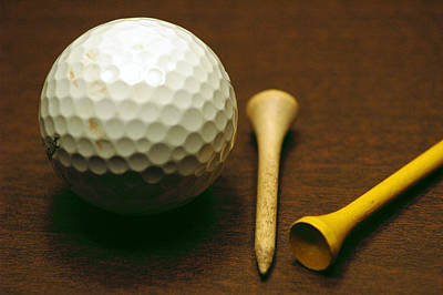 Photograph - The Game Of Golf Part 2 by David Weeks