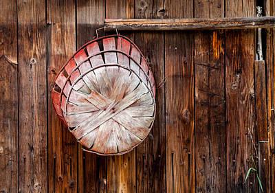 Photograph - The Garden Basket by Fran Riley