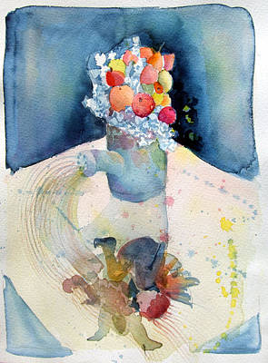 The Garden Watering Can Original by Mindy Newman