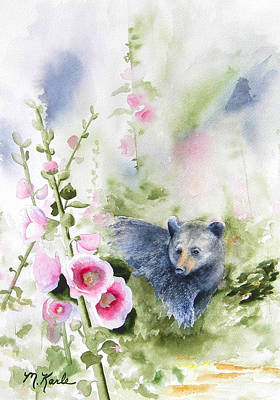 Painting - The Gardener by Marsha Karle