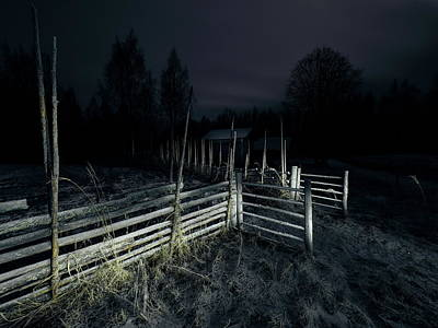 Photograph - The Gate by Jouko Lehto