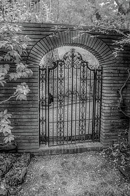 Photograph - The Gate by Patricia Dennis