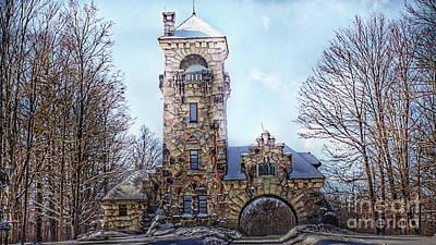 Photograph - The Gatehouse by Scott Harrison