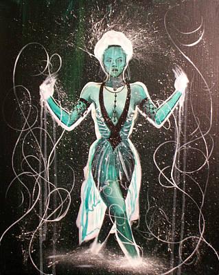 The Gatekeeper Art Print by Ericka Bales