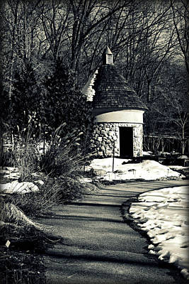 Photograph - The Gazebo by Elizabeth Babler
