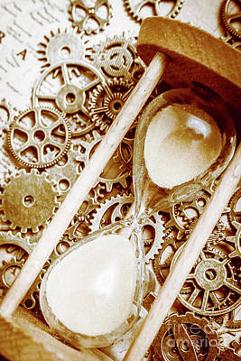 Classical Wall Art - Photograph - The Gears Of Space Time by Jorgo Photography - Wall Art Gallery