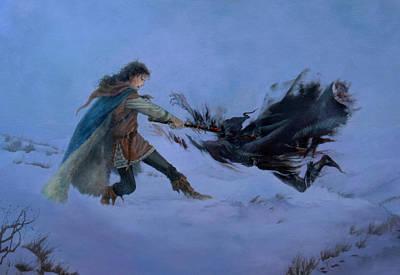 Wizard Of Earthsea - The Gebbeth Original