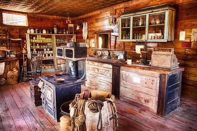 Photograph - The General Store  by Saija  Lehtonen