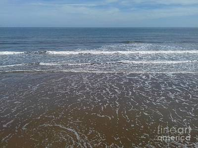 Photograph - The Gentle Tide Of The North Sea by Joan-Violet Stretch