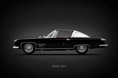 The Ghia L6 Point 4 Art Print