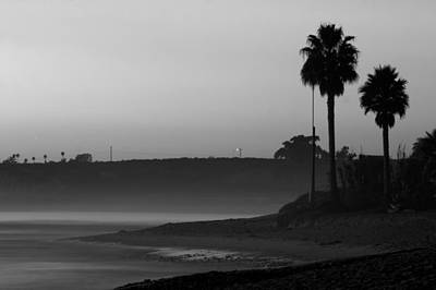 The Ghost Tide Of San Onofre  Art Print by Brad Scott