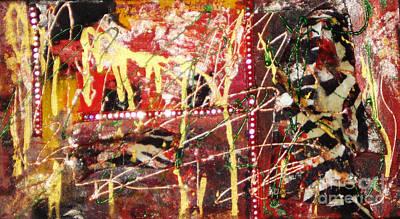 Painting - The Gift Of Creativity by Yael VanGruber