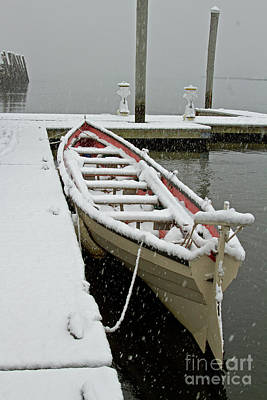 Photograph - The Gig In Snow  by Butch Lombardi