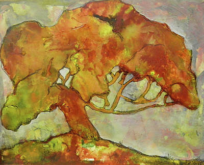 Painting - The Giving Tree by Terry Honstead