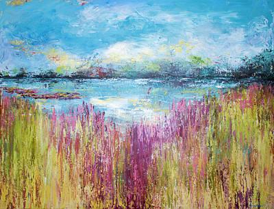 Painting - The Glade by Katrina Nixon