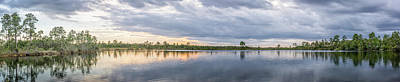 Florida House Photograph - The Glades Lake by Jon Glaser