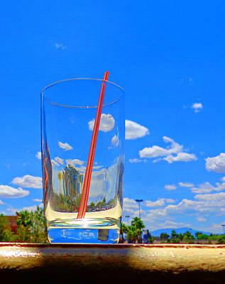 Photograph - The Glass by Vilma Zurc